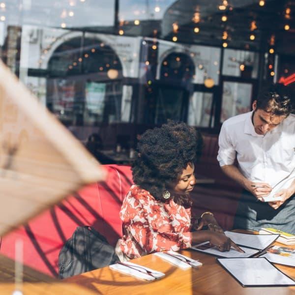 Web2Store pour un restaurant