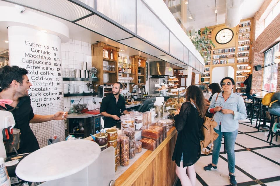 Web2Store pour les restaurateurs